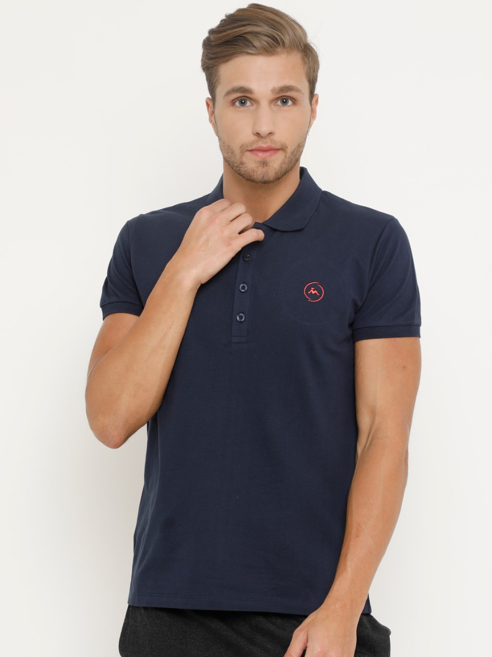 Cotton Polo Short Sleeve
