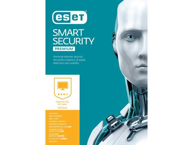 ESET Smart Security Premium 1 PC / 1 Year - Download